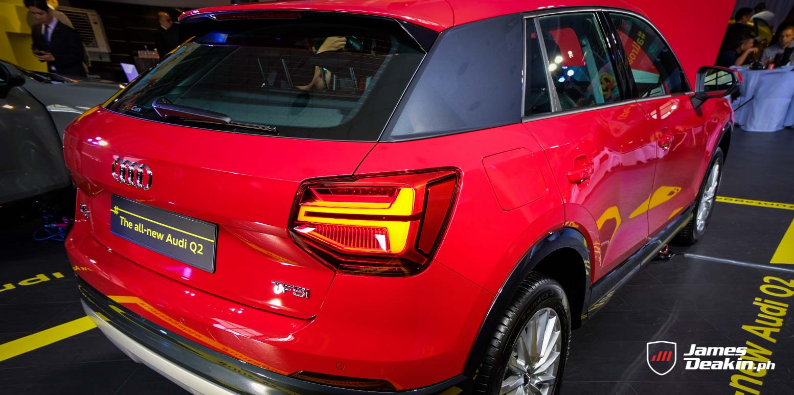 Audi S Q2 Compact Crossover Makes Its Way To Our Shores James Deakin