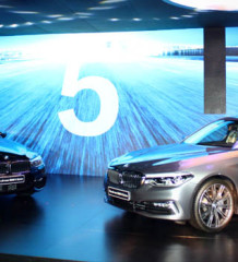 BMW 5 Series launch 000