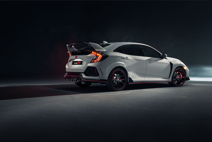 Civic Type R Profile