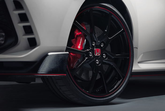 Civic Type R Wheel 2