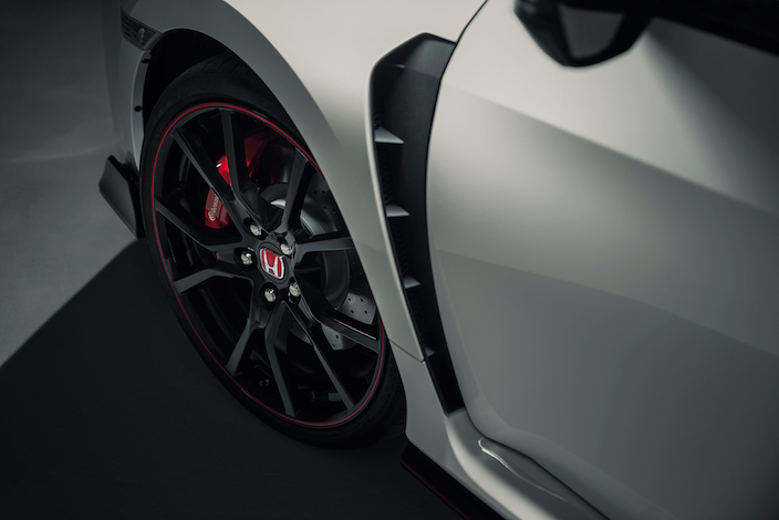 Civic Type R Wheel