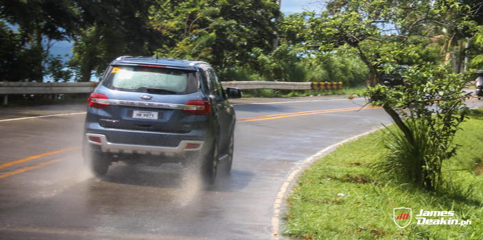 FORD Everest Media Drive-19