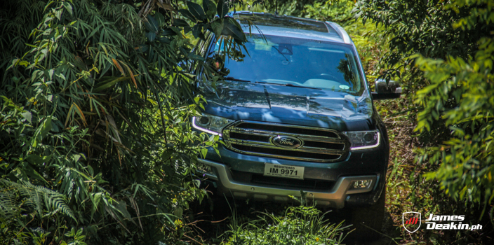 FORD Everest Media Drive-22
