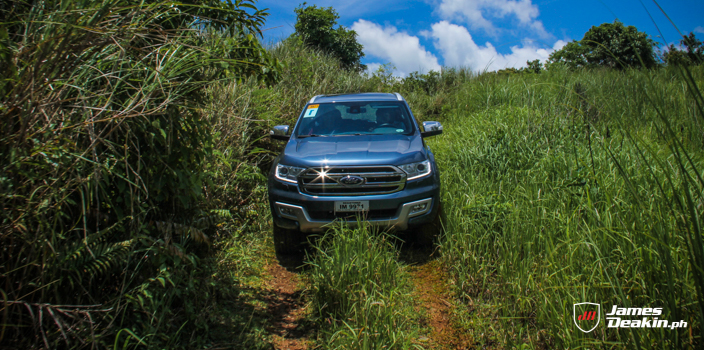 FORD Everest Media Drive-24