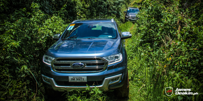 FORD Everest Media Drive-25