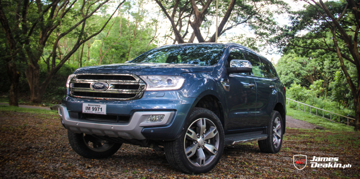 FORD Everest Media Drive-40