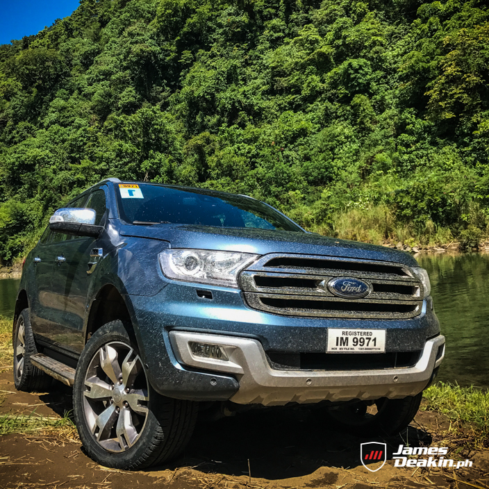 FORD Everest Media Drive-47