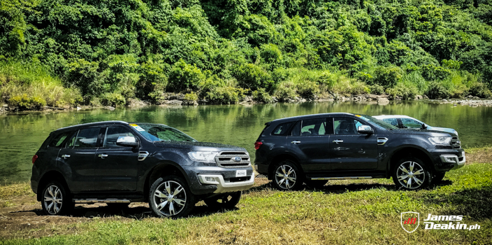 FORD Everest Media Drive-5
