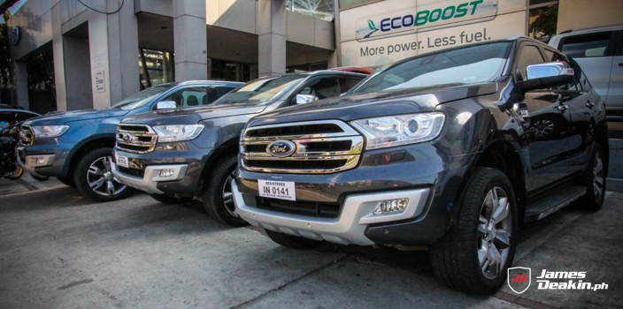 FORD Everest Media Drive-9
