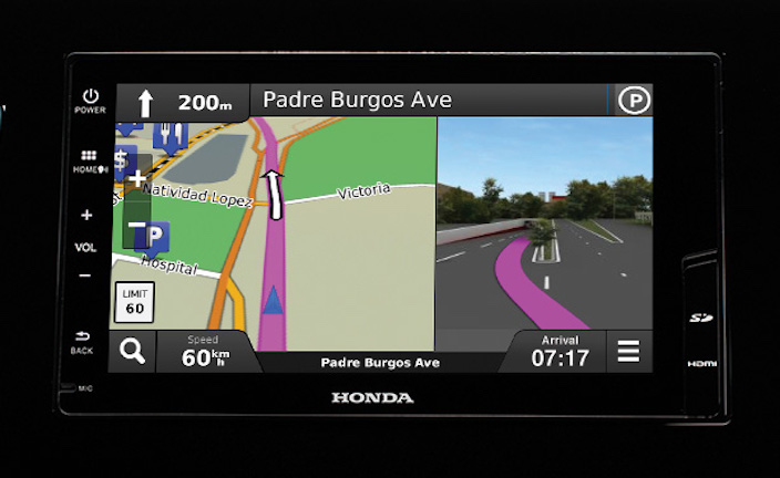 New Jazz 7-Inch-Touchscreen-Display-Audio-With-Navigation