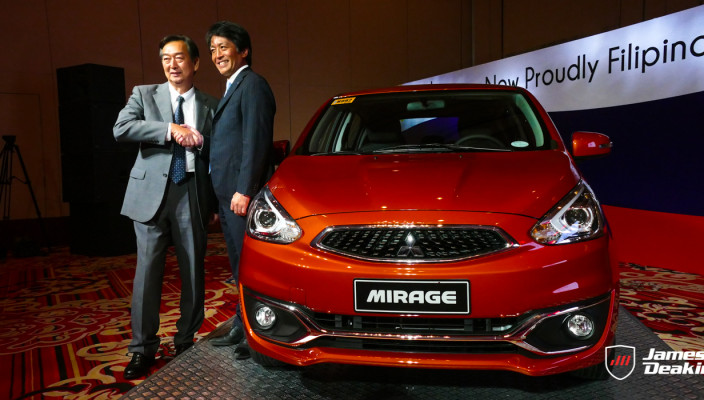 Mitsubishi motors philippines corporation to produce the Mitsubishi motors philippines