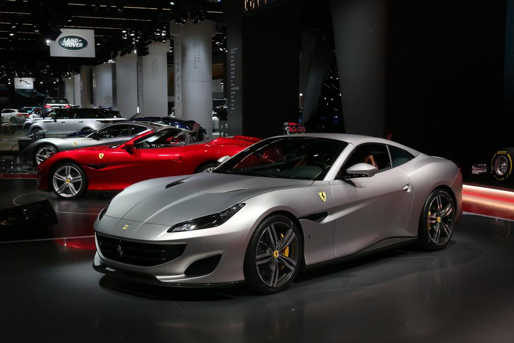 Ferrari Throws Grand 70th Birthday Bash With Special