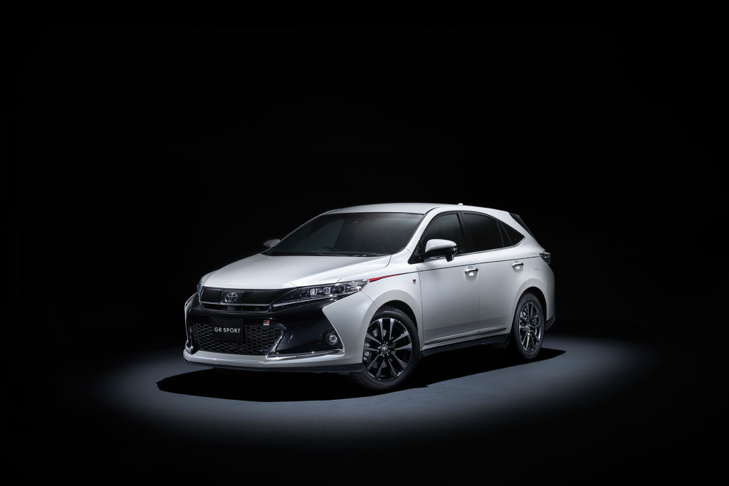 New Toyota Prius >> Toyota Rolls Out Its Sporty Side With New GR Series ...
